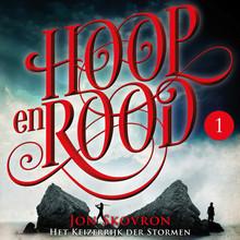 Jon Skovron Hoop en Rood - Het Keizerrijk der Stormen 1