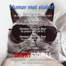 Hans Dorrestijn Humor met stekels
