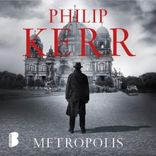 Philip Kerr Metropolis - Berlijn, 1928. In de nadagen van de Weimarrepubliek onderzoekt de jonge Bernie Gunther een reeks moorden. Iemand lijkt de straten van de Berlijn te willen zuiveren. Tegen elke prijs.