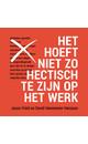 Meer info over Jason Fried Het hoeft niet zo hectisch te zijn op het werk bij Luisterrijk.nl