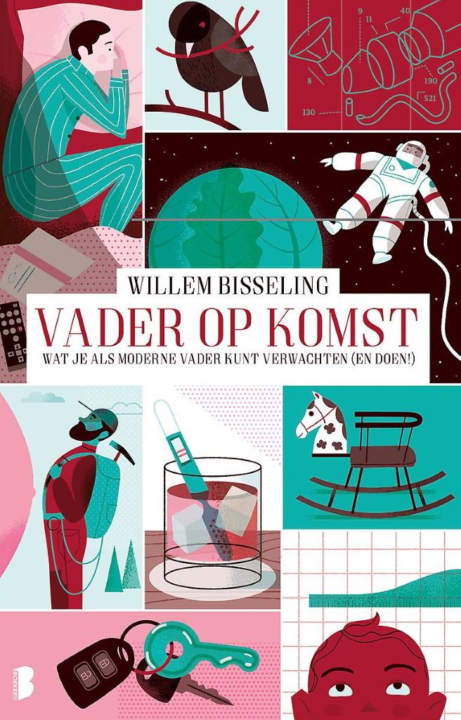 Willem Bisseling Vader op komst