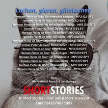 Herman Pieter de Boer Lachen, gieren, glimlachen