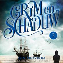 Jon Skovron Grim en schaduw - Het Keizerrijk der Stormen 2