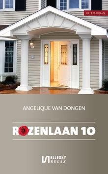 Angelique van Dongen Rozenlaan 10 - Liefdesroman