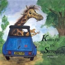Job Schuring Kareltje en Sjonnie op vakantie