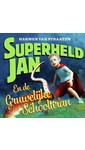 Meer info over Harmen van Straaten Superheld Jan en de gruwelijke schooltiran bij Luisterrijk.nl