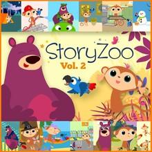 StoryZoo StoryZoo Vol. 2 - Nederlands