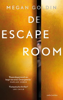 Megan Goldin De escaperoom