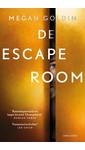 Meer info over Megan Goldin De escaperoom bij Luisterrijk.nl