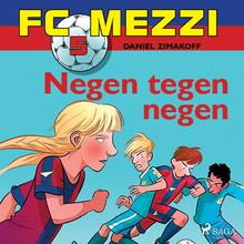 Daniel Zimakoff FC Mezzi 5 - Negen tegen negen