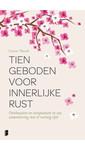 Meer info over Lisette Thooft Tien geboden voor innerlijke rust bij Luisterrijk.nl