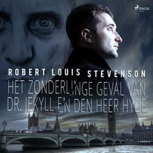 Robert Louis Stevenson Het zonderlinge geval van Dr. Jekyll en den heer Hyde