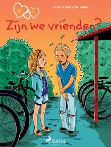 Line Kyed Knudsen K van Klara 11 - Zijn we vrienden?
