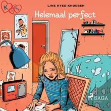 Line Kyed Knudsen K van Klara 16 - Helemaal perfect