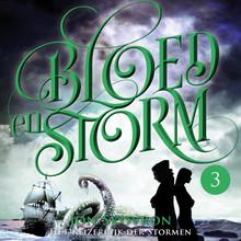 Jon Skovron Bloed en storm - Het Keizerrijk der Stormen 3 - Bloed en storm