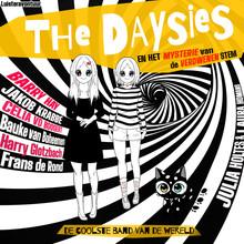Julia Holtes The Daysies en het mysterie van de verdwenen stem  - De coolste band van de wereld