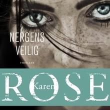 Karen Rose Nergens veilig