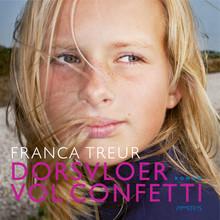 Franca Treur Dorsvloer vol confetti