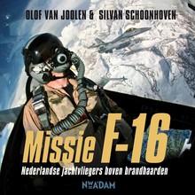 Olof van Joolen Missie F-16