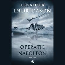 Arnaldur Indridason Operatie Napoleon