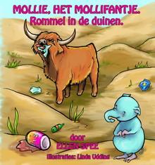 Ellen Spee Mollie, het Mollifantje - deel 2 - Rommel in de duinen