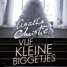 Agatha Christie Vijf kleine biggetjes