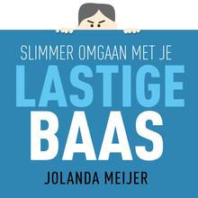 Jolanda Meijer Slimmer omgaan met je lastige baas - Tools voor minder bazenstress