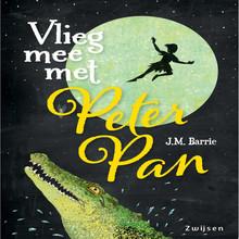 J.M. Barrie Vlieg mee met Peter Pan