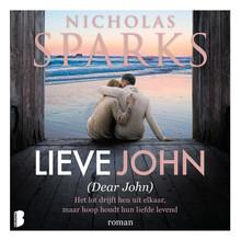 Nicholas Sparks Lieve John - Het lot drijft hen steeds weer uit elkaar, maar hoop houdt hun liefde levend