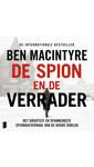 Meer info over Ben Macintyre De spion en de verrader bij Luisterrijk.nl