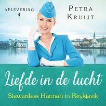 Petra Kruijt Stewardess Hannah in Reykjavik - Liefde in de lucht 4