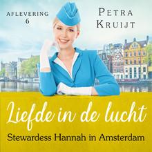 Petra Kruijt Stewardess Hannah in Amsterdam - Liefde in de lucht 6