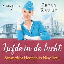 Petra Kruijt Stewardess Hannah in New York - Liefde in de lucht 7