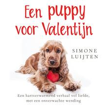 Simone Luijten Een puppy voor Valentijn - een puppyverhaal