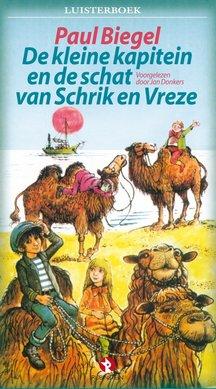 Paul Biegel De kleine kapitein en de schat van Schrik en Vreze