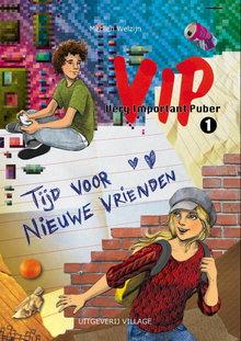 Merlien Welzijn Tijd voor nieuwe vrienden - Very Important Puber 1