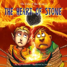 Peter Gotthardt The Fate of the Elves 2: The Heart of Stone