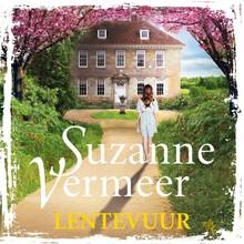 Suzanne Vermeer Lentevuur - Voorgelezen door Charlotte Lap
