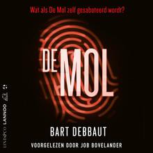 Bart Debbaut De mol - Wat als De Mol zelf gesaboteerd wordt?