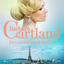 Barbara Cartland Een onvoltooid portret
