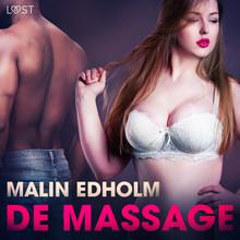 Malin Edholm De massage - erotisch verhaal