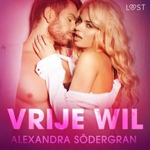 Alexandra Södergran Vrije wil - erotisch verhaal