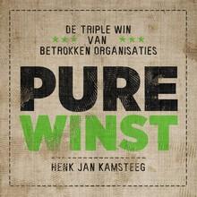 Henk Jan Kamsteeg Pure winst - De Triple win van betrokken organisaties