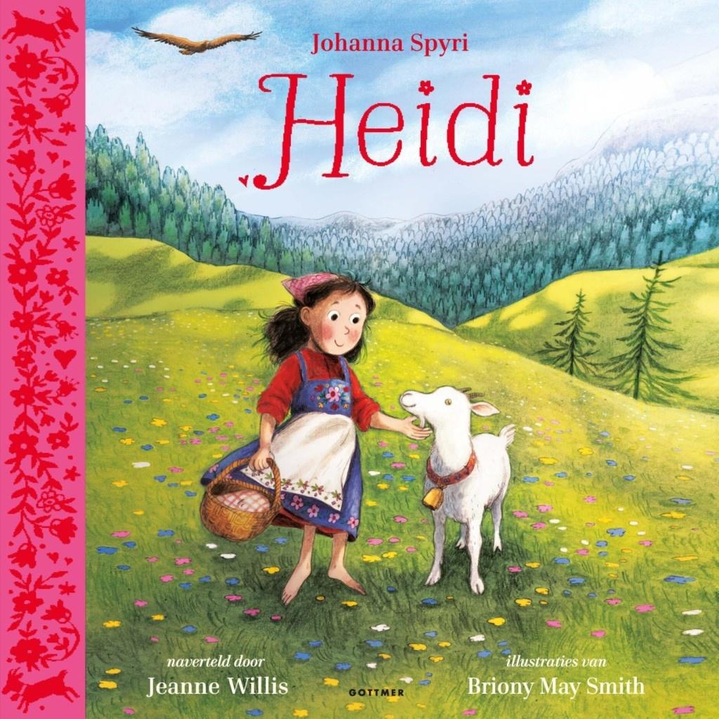 Heidi van Johanna Spyri bij Luisterboeken.nl