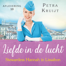 Petra Kruijt Stewardess Hannah in Lissabon - Liefde in de lucht 10