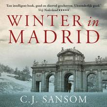 C.J. Sansom Winter in Madrid