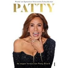Michel van Egmond Patty - de negen levens van Patty Brard