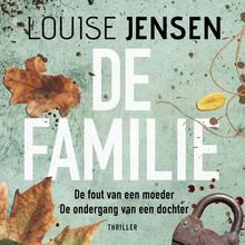 Louise Jensen De familie - Voorgelezen door Hymke de Vries