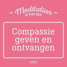 Suzan van der Goes Compassie geven en ontvangen
