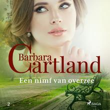Barbara Cartland Een nimf van overzee